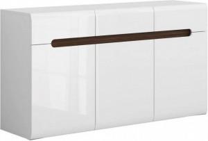 Azteca 009 comoda kom3d3s/8/15 white/white high gloss