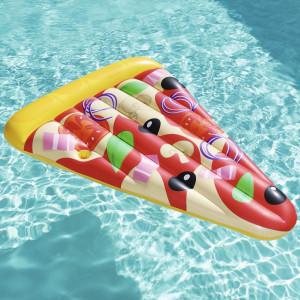 Bestway Șezlong plutitor Pizza Party, 188 x 130 cm