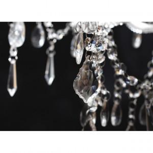 Candelabru cu 1600 cristale