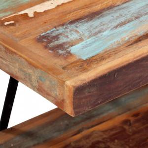 Comodă TV, 160 x 40 x 50 cm, lemn masiv reciclat