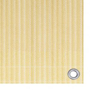Covor pentru cort, bej, 250x550 cm