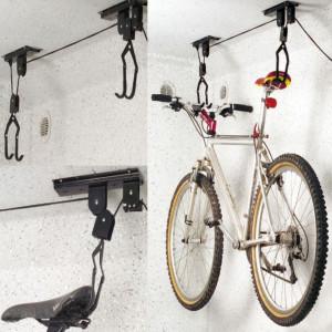 Elevator pentru bicicletă ProPlus 730915 cu montare pe tavan