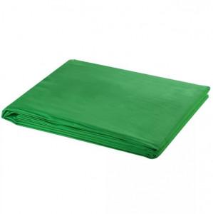 Fundal foto, bumbac, verde, 600 x 300 cm, Chroma Key