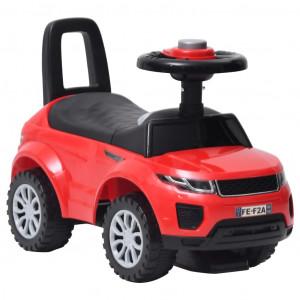 Mașinuță primii pași, roșu