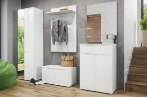 Selene 22 (cabinet) white high gloss/white