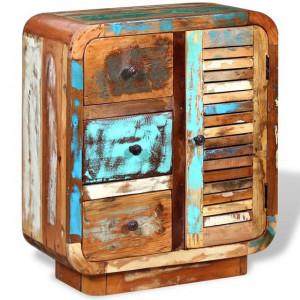 Servantă din lemn masiv reciclat