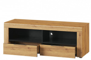 Stand tv Kama 24 oak camargue/black