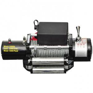 Troliu electric, 12 V, 5909 kg