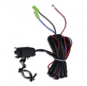 Vinci electric 12 V/1360 kg cu telecomandă wireless