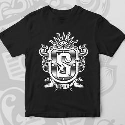 Tricou SPECII - negru