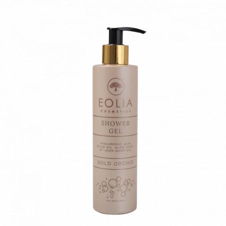 Eolia Gel de Dus Natural cu Orhidee Aurie 250 ml / 8.45 fl. oz