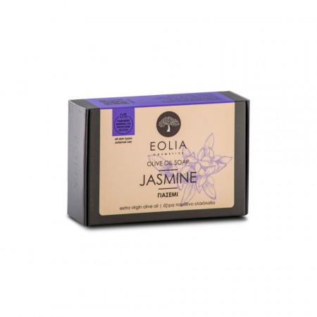 Eolia Sapun Natural cu Ulei de Masline Extra Virgin si Iasomie 100 gr / 3.50 oz