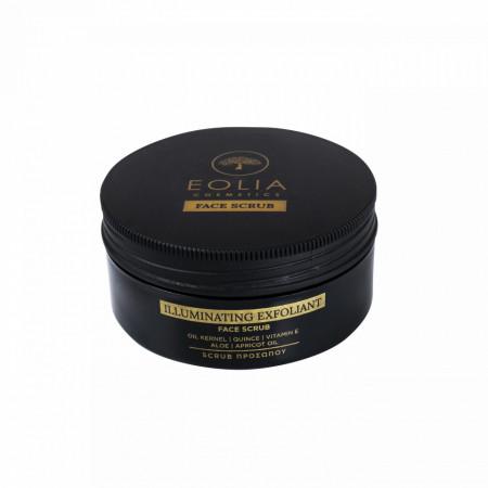 Eolia Face Scrub Organic 75 ml / 2.5 fl.oz
