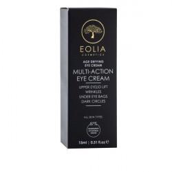 Eolia Crema de Ochi Naturala Anti-Aging, Multi-Action Supreme 15ml /0.51 fl. oz