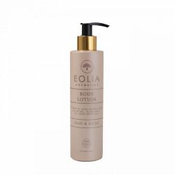 Eolia Lotiune de Corp Naturala cu Acid Hialuronic si Vitamina E si Trandafir 250 ml / 8.45 fl. oz