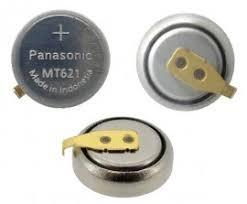 MT621 Capacitor original pentru Citizen Eco-Drive cu contact 295-51