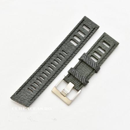 Poze Curea ceas stil Isofrane model jeans 22mm - 56287