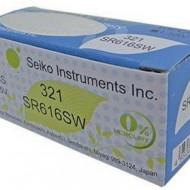 Baterie ceas Seiko 321 (SR616SW)