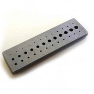 Nicovala ceasornicar -accesoriu pentru nituit mare 36 găuri - 47501