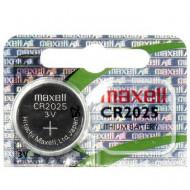 Baterie MAXELL CR2025