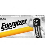 Energizer Industrial LR03 / AAA - set 10 bucati