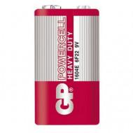 Baterie 9V GP PowerCell 6f22 / 9V zinc carbon