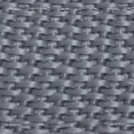 Curea din tesatura de nylon gri 18mm - 58014