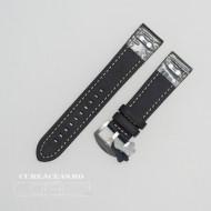 Curea piele neagră model TW Steel 24mm - 3810124