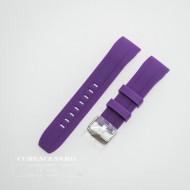 Curea silicon mov capat curbat 22mm - 58406