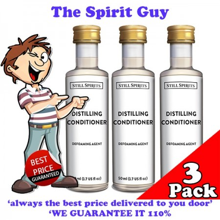 Distilling Conditioner ( Defoaming Agent )x 3 Pack @ $5.00 ea
