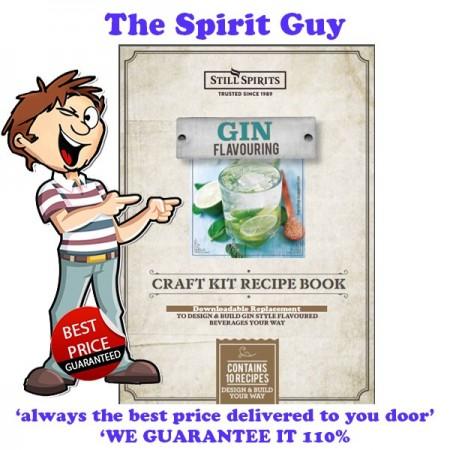 Gin Profile Craft Kit - Book 2019 Edition ( PDF ) - 55989