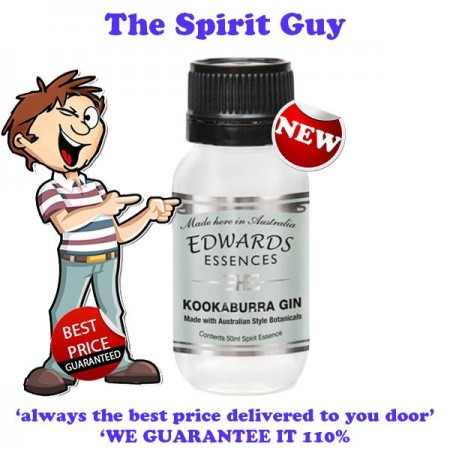 Kookaburra Gin * New Release By Edwards Essences * images