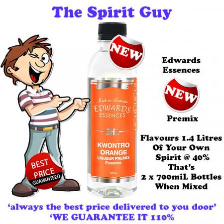 Kwontro Orange - Premix Liqueur Essence
