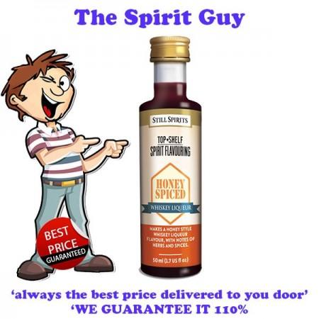 Honey Spiced Whiskey ( Drambuie ) Top Shelf Liqueur Essence