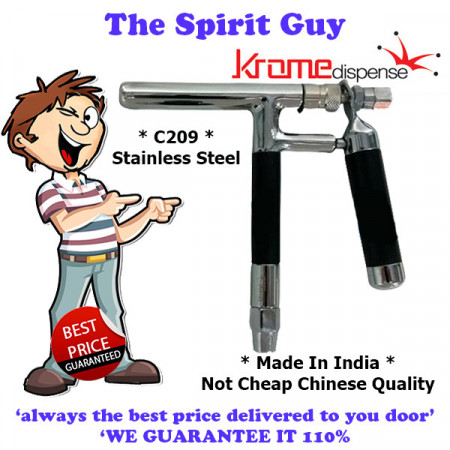 Pluto Gun Stainless Steel Inc Fittings