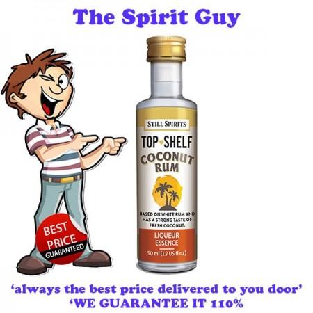 Coconut Rum ( Malibu ) Top Shelf Liqueur Essence