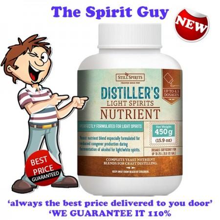 DISTILLERS LIGHT SPIRIT NUTRIENT