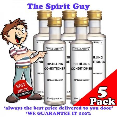 Distilling Conditioner ( Defoaming Agent )x 5 Pack @ $4.75 ea
