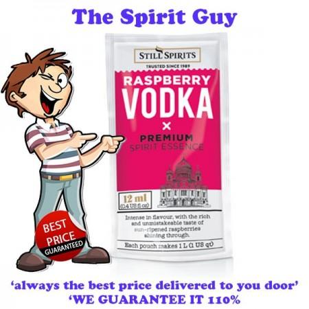 Raspberry - Vodka Shot Series