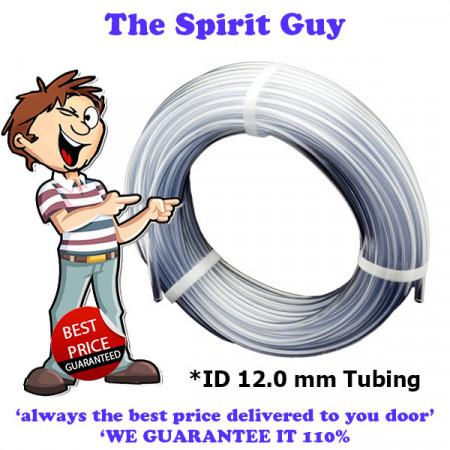 Tubing ID 12.00 mm OD 15.0 mm