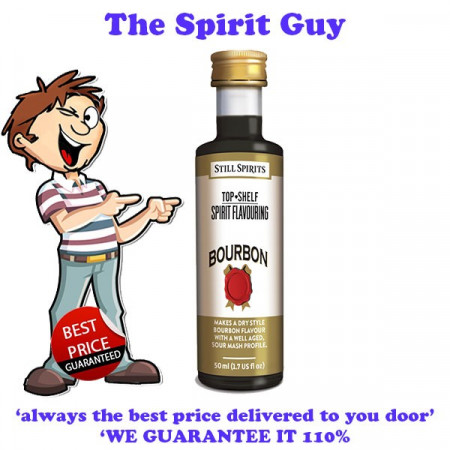 Bourbon Spirit Flavouring Essence images