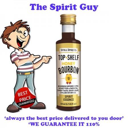 Honey Bourbon ( Wild Turkey ) Top Shelf Spirit Flavouring Essence