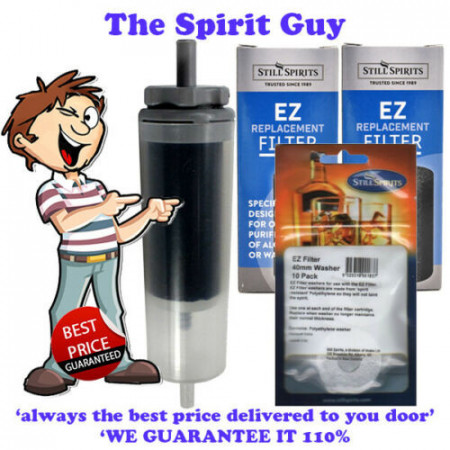 Inline EZ Filter By Still Spirits