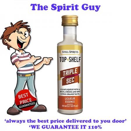 Triple Sec ( Cointreau ) Top Shelf Liqueur Essence