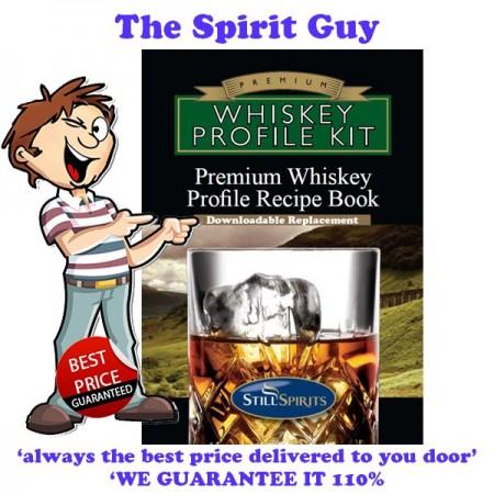 Whiskey Profile Kit - Book 2018 Edition ( PDF ) - 55974 v1