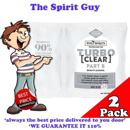 Liquid Turbo Clear A&B ( 2 Pack ) @ $5.00 ea