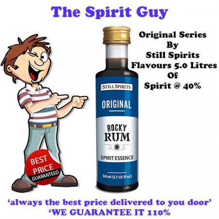Rocky Rum - Original Series