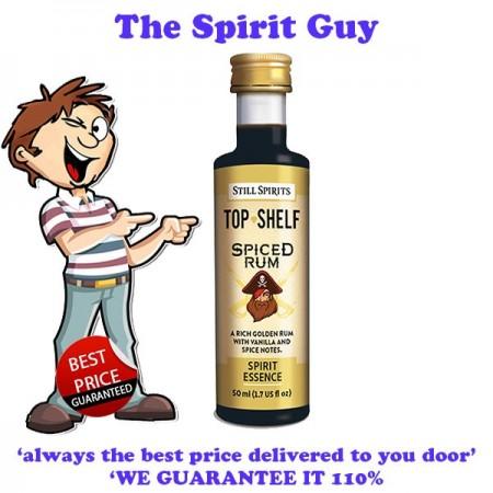 Spiced Rum ( Captain Morgans ) Top Shelf Spirit Flavouring Essence