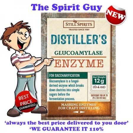 DISTILLERS GLUCOAMYLASE ENZYME