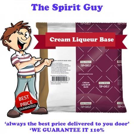 Advocaat Cream Liqueur Essence & Cream Base Pack